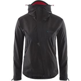 Klättermusen W's Allgrön Jacket Black